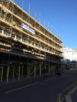 External Refurbishment Works Nearing Completion