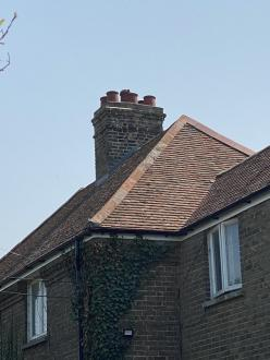 New Roofing Works Completed at St Nicholas at Wade