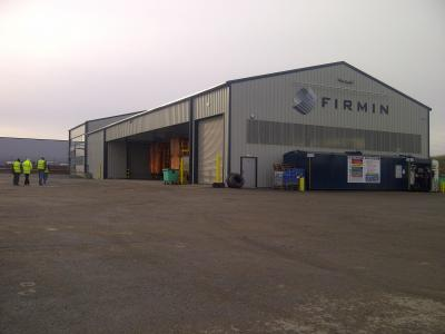 New Lorry Park, Offices and Warehousing in Sittingbourne Kent photo 1