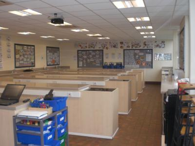 Mascalls Secondary School New Facilities Paddock Wood Kent