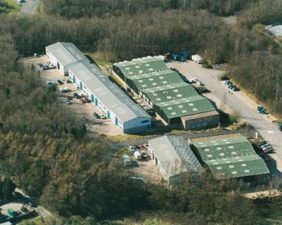 8 New Industrial Units in Medway