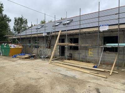 Roof Installation at Smarden
