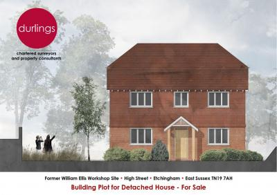 New Detached House Development at Etchingham